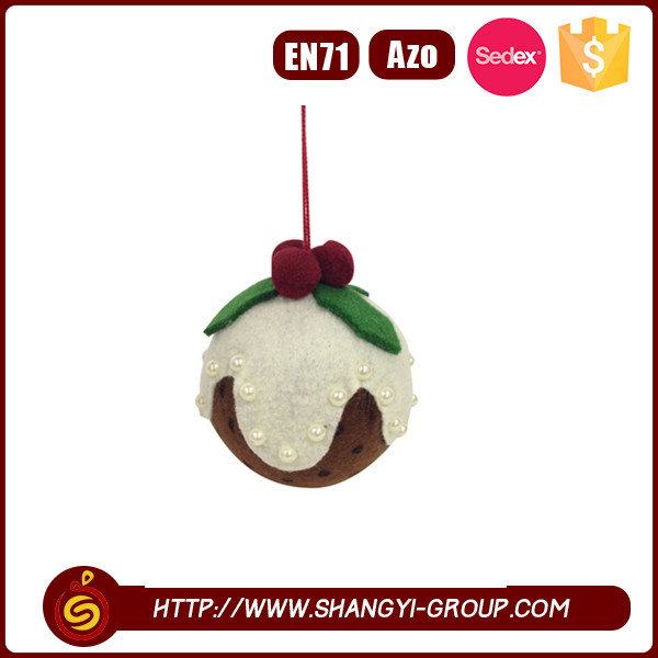 <strong>Christmas</strong> hanging tree ornaments <strong>christmas</strong> decor pudding decoration