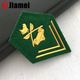 Custom army uniform badge accessory military rank insignia maker