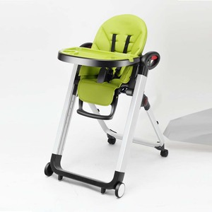Baby adjustable backrest dining chair/Baby doll wholesale high chair
