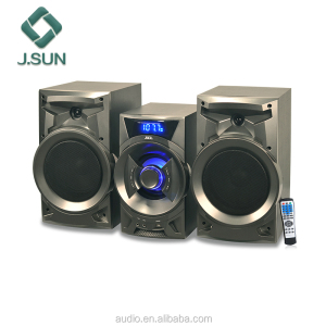 High quality hi-fi speaker system for home theater