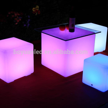 Make plastic led rechargeable outdoor light cube buy lighted make plastic led rechargeable outdoor light cube mozeypictures Images