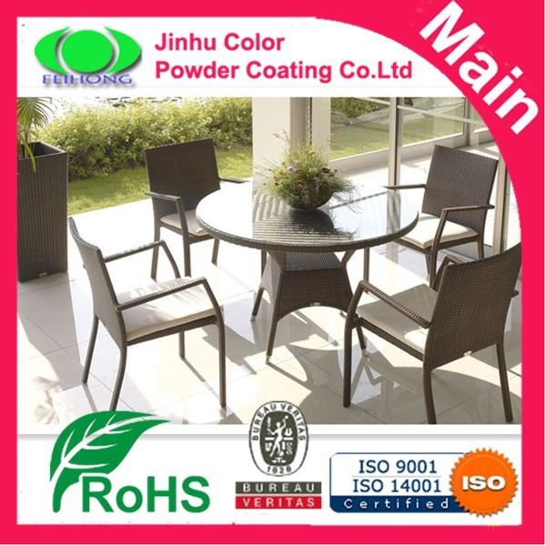 hot selling metal table use powder coating