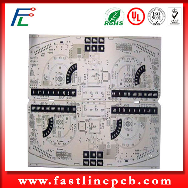 High power customized Alu led light pcb board factory