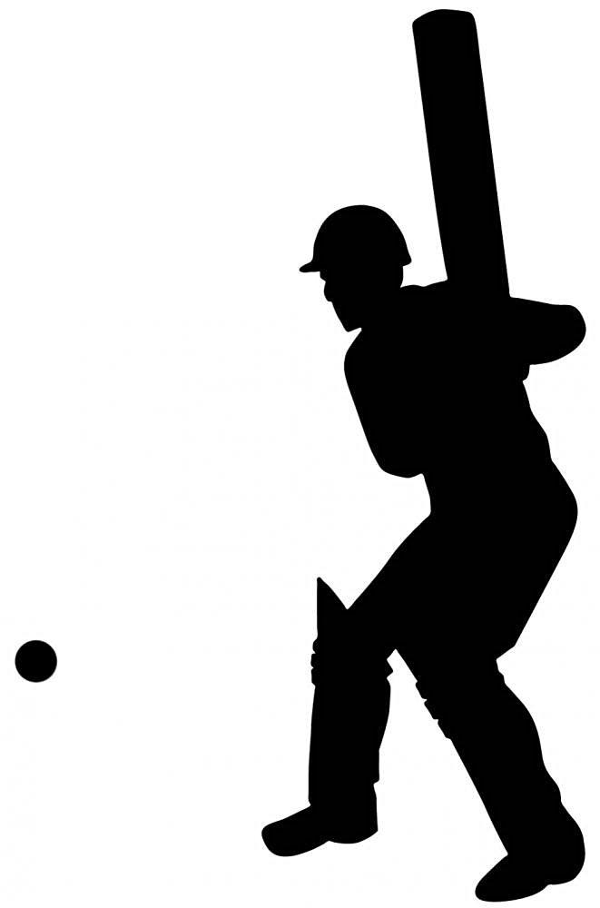 Buy Wallmonkeys Wm319643 Wallmonkeys Sports Silhouette Cricket Peel And Stick Wall Decals 12 In H X 8 In W In Cheap Price On Alibaba Com