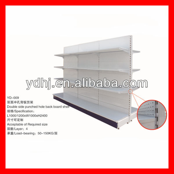YD-009 Shelving Unit /Shop Racks And Shelves/Design Shop Rack