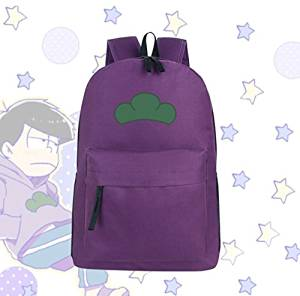YOYOSHome/® Osomatsu kun Anime Osomatsu-san Cosplay Backpack Messenger Bag Shoulder Bag