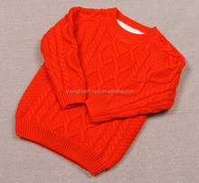 Fast wholesale baby Spring sweaters with fleece warm lining