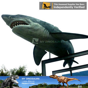 My Dino-marine animal free model 3d shark