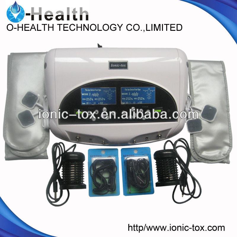 Latest Arrival Detox Machine Foot Spa Massage Wth-205-b Ion ...