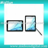 linux tablet pc,mid,Android 2.3,Cotex A9 1.2Ghz,Build in 3G,WIFI,GPS,Bluetooth,GSM/WCDMA,Cell Phone,sim card slot