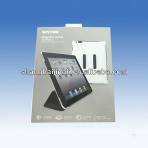Hot sale cardboard tablet pc box packaging,printed paper ipad packaging box