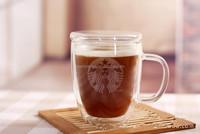 High quality Double wall Borosilicate clear glass coffee cup mug with handle