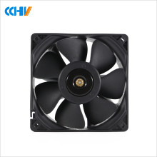 12038Mm 24V Antminer Borstelloze 120Mm Auto Luchtreiniger <span class=keywords><strong>Dc</strong></span> Blower 12V Koelventilator