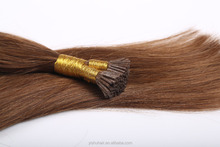 24inch human braiding hair,pre-bonded hair extension type,Ring-X hair style pre-bonded.