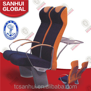 Comfortable ergonomic design boat/marine/ferry/ship passenger chair
