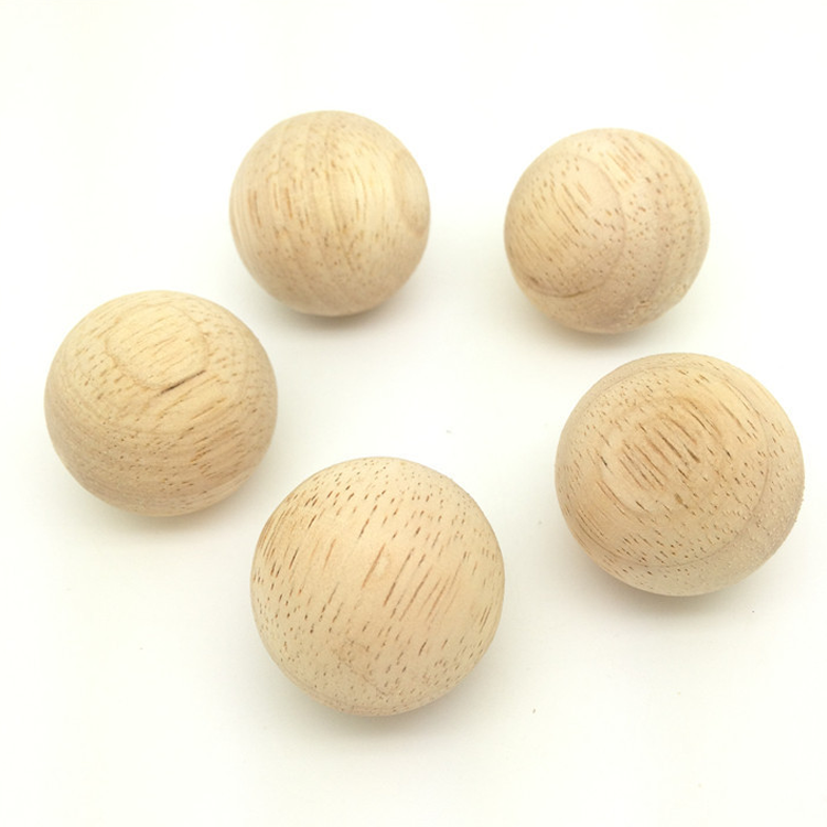 100PCs Assorted Colour Wooden Beads for Jewelry Making Loose Spacer Charms