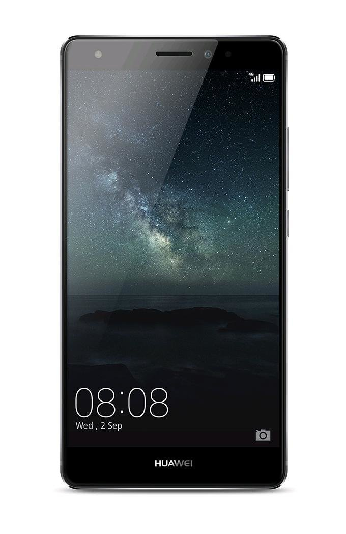 Huawei Mate S CRR-L09 32GB Single SIM - Factory Unlocked - UK Version with No Warranty (Titanium Grey)