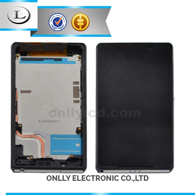 Hot sale for Sony xperia z2 screen replacement parts