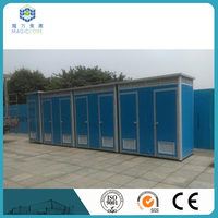 no pollution eps sandwich panel portable shower toilet unit