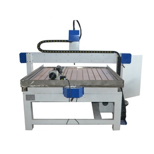 Widely Used For Advertising Metal Advertising CNC Router 1212 marble carver cnc engraving machine 2.2kw