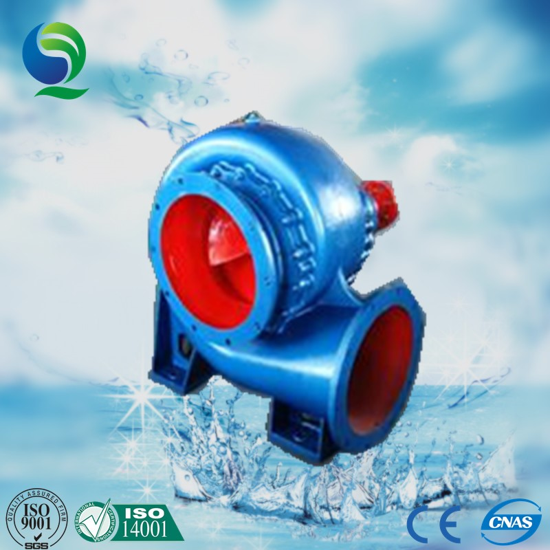 High quality mixed vertical volute water pump