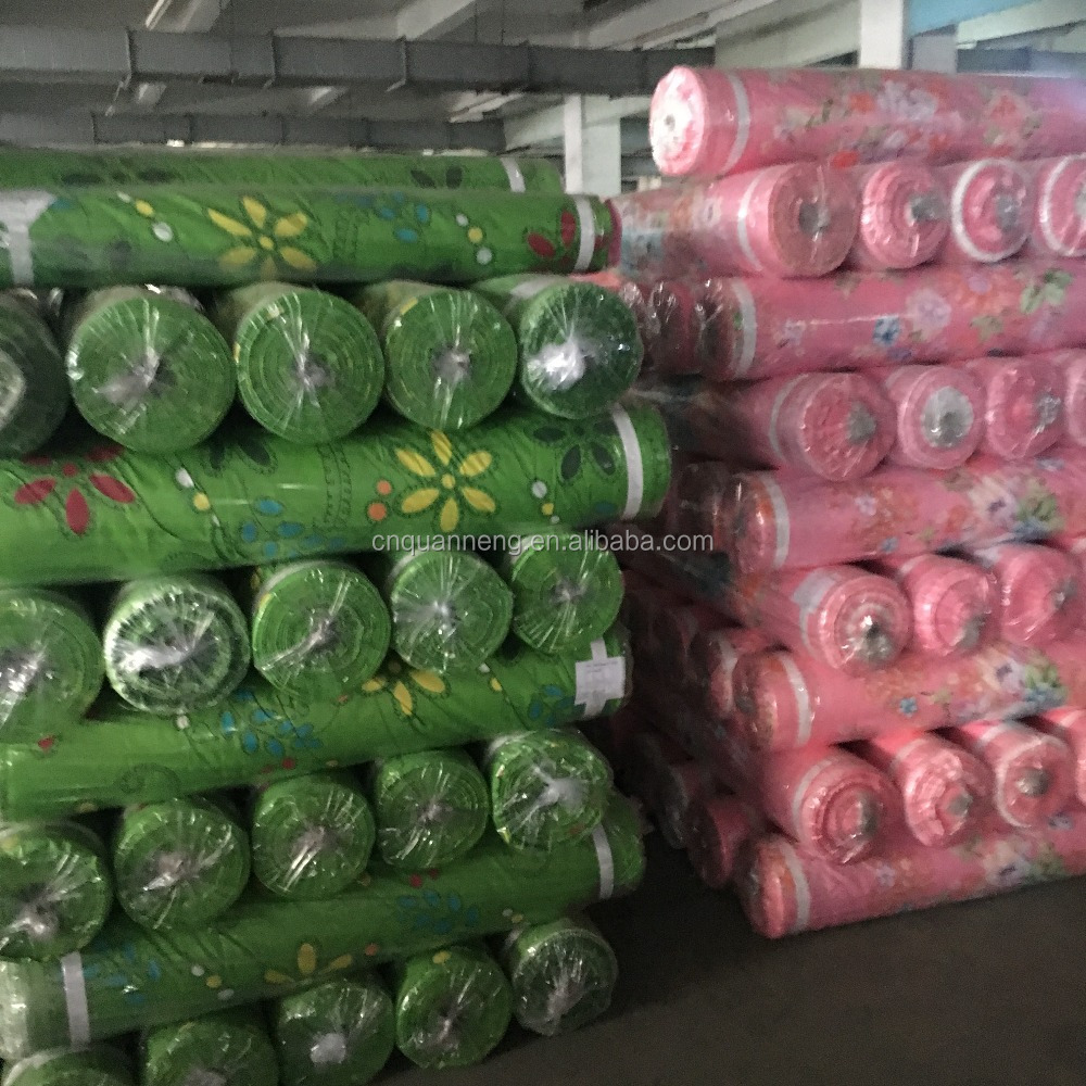 Made in China cheap price polyester fabric rolls