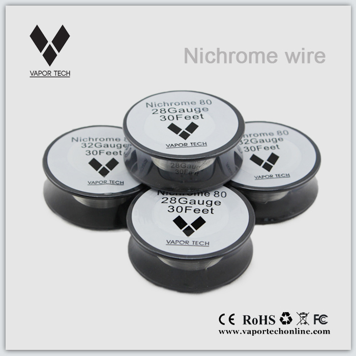 Vapor Tech Heat Resistance Wire Nichrome 80