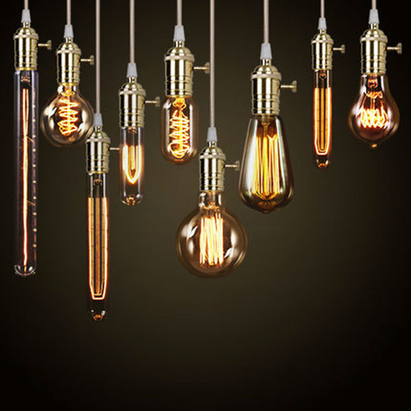 Hot sale edison lighting filament light bulb ST64 retro l& 220V & Hot Sale Edison Lighting Filament Light Bulb St64 Retro Lamp 220v ... azcodes.com