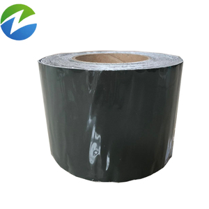 roofing black butyl adhesive security sealing aluminium foil tape