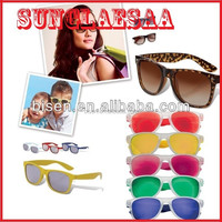 Promotional Sports Sunglasses UV400 PC material best promotion gift sun glasses
