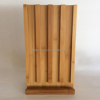Bamboo Wood Dolce Gusto Coffee Pod Holder