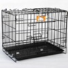 R1078H Wholesale foldable wire dog cage large metal pet cages