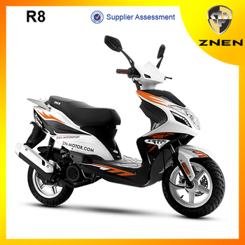 Znen motor 2017 r8 cheap scooter 50cc motor with eec for Where can i buy a motor scooter