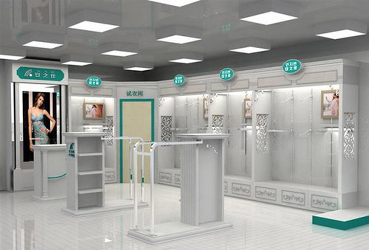 Ropa interior tienda de decoraci n tienda de ropa de for Disenos de interiores para boutique