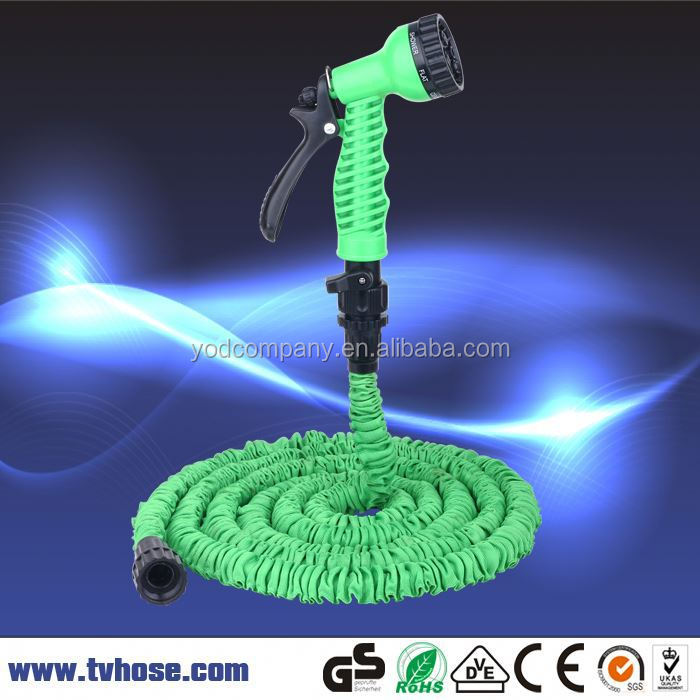 Advanced Japan machines home garden watering pressure washer hose fittings with 3 times