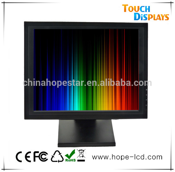 15 inch Touch Monitor PC for POS machine&Gamble