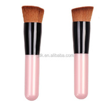 OEM Synthetic Hair Flat Top Makeup Concealer Brush Powder Kabuki Brush