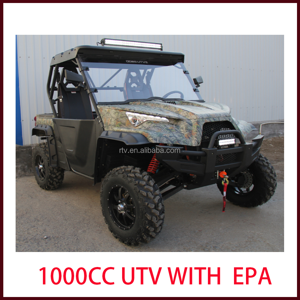 2016 Newest 1000cc 4x4 UTV for sale, Cheap dune buggy from china