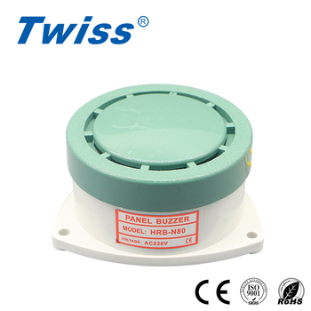 Electric Panel Alarm Buzzer Hrb-n80 Sound Pressure 90-100db - Buy Alarm  Buzzer,Panel Buzzer,Buzzer Product on Alibaba com