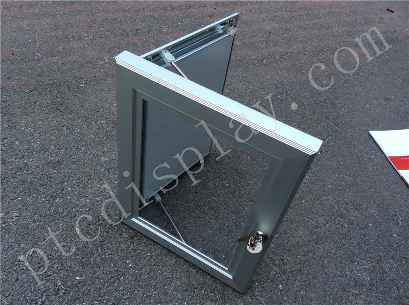 waterproof aluminum a1 snap frame for advertising