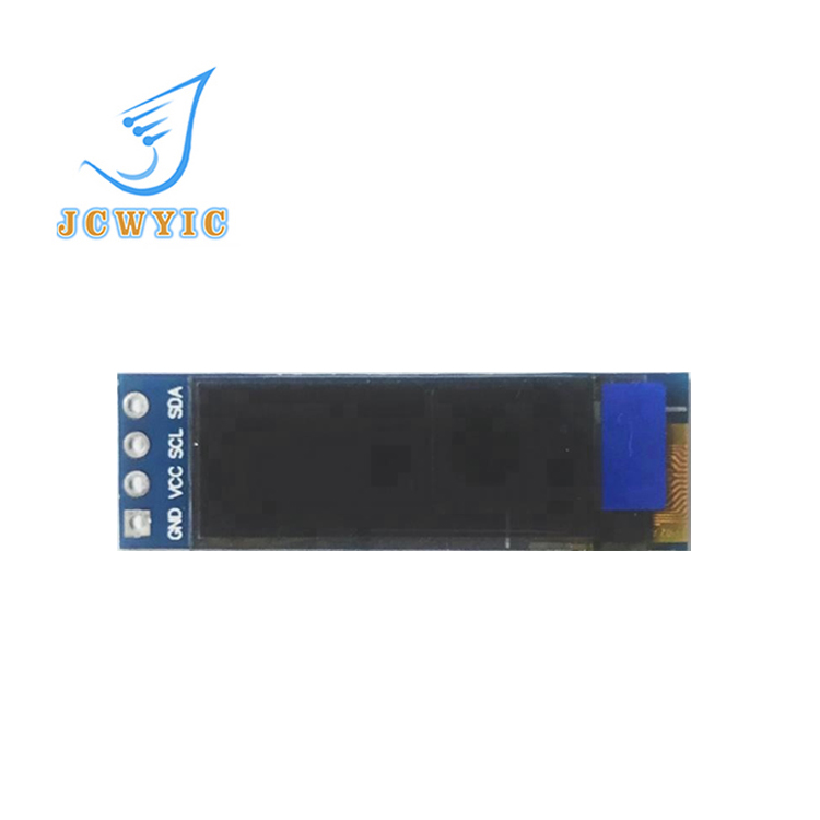 0 91inch High Quality For Ssd1306 128x32 Oled Display And