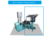 Silicone sealant cartridge filling closing  machine