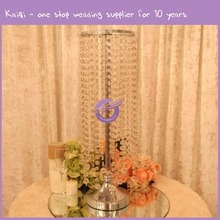 ZT00050 wedding flower stand, crystal centerpieces for wedding table