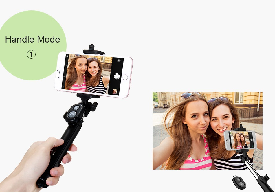 2019 Amazon fire Factory Price  remote control Amazon fire lip Selfie Stick