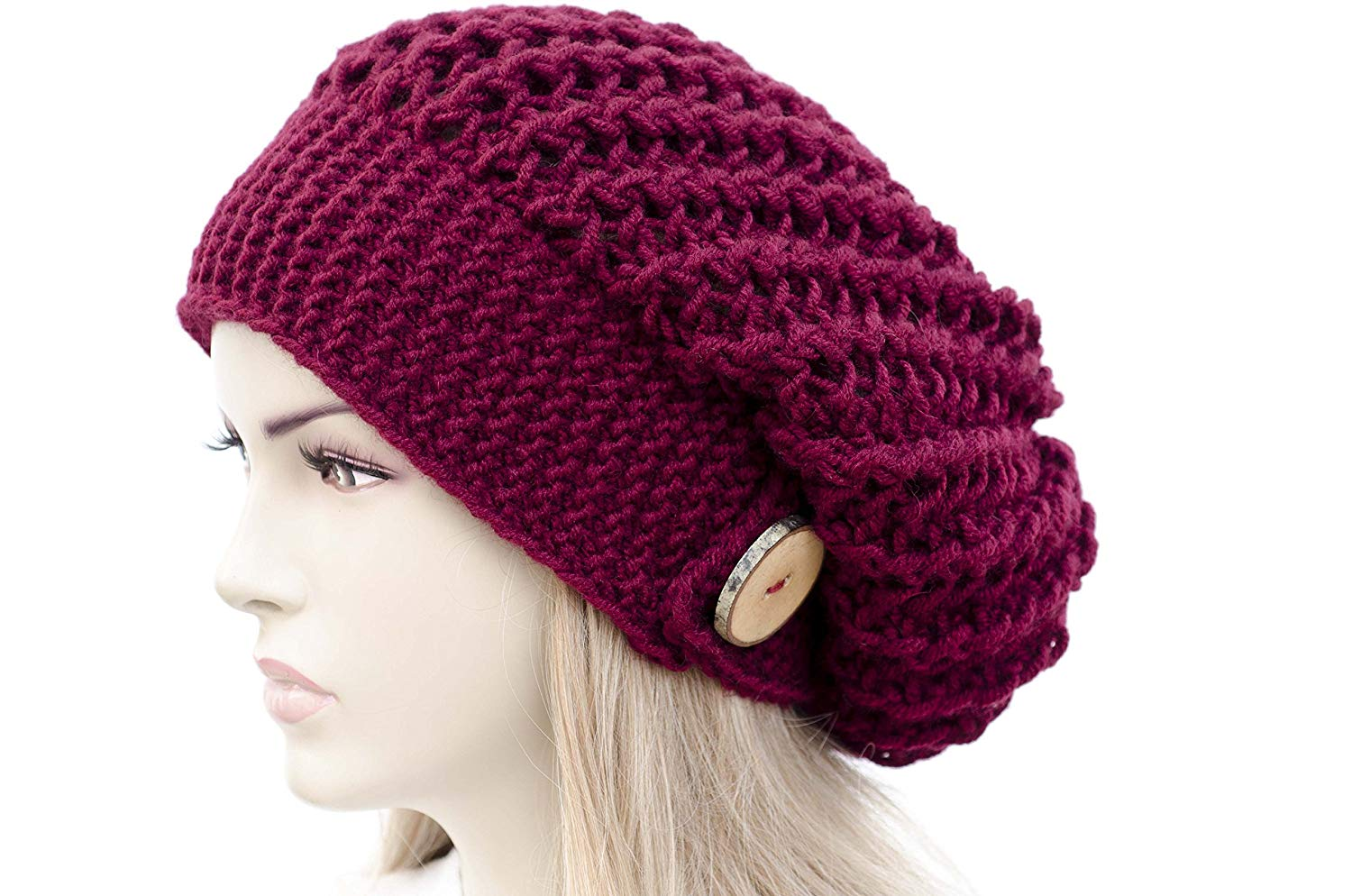 c0549f7cdfe Get Quotations · Slouchy Hat