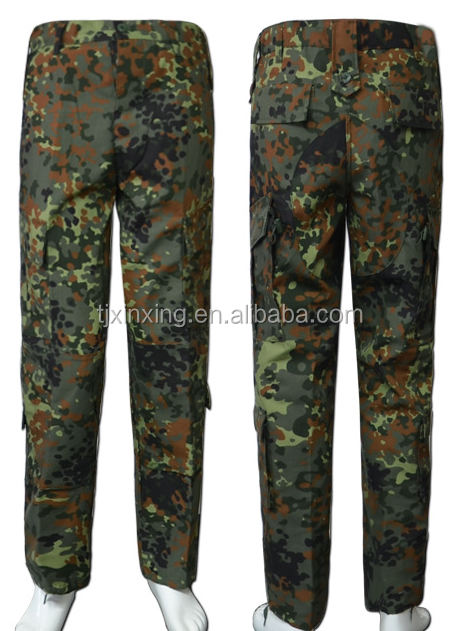 Russia digital jungle and desert army camoufalge pants