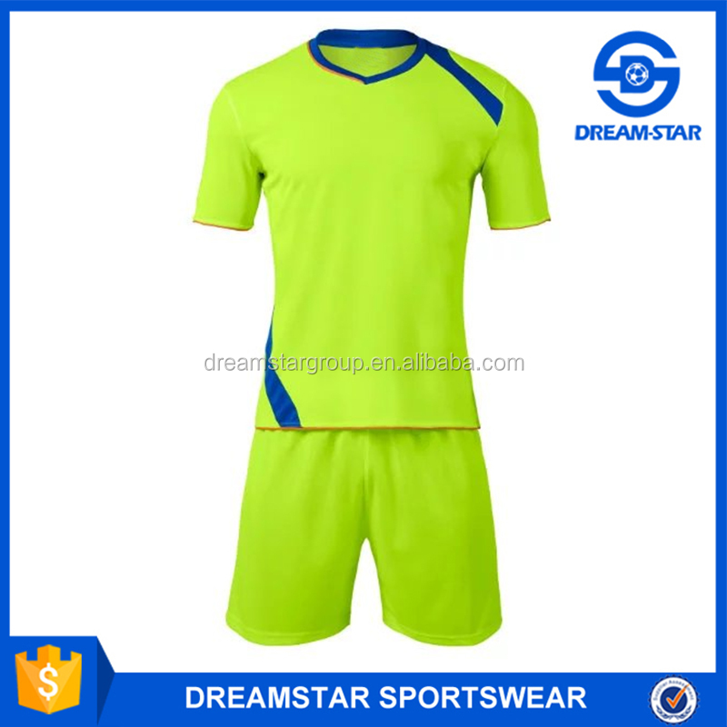 Wholesale Sublimation Soccer Jersey Best Jersey Football Model