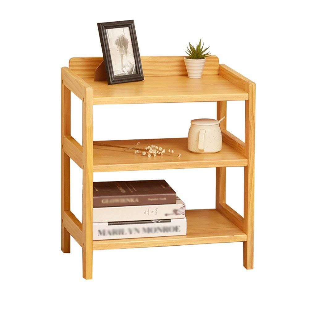Emma Home Nightstand Bedside Cabinets Solid Wood Pines Storage Cabinets Bedroom Bedside Cabinets Cabinets