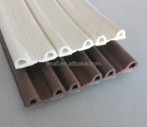 Hot selling self adhesive window and door rubber foam seal strip tape