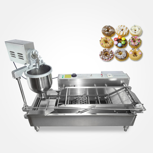 Professional Donut Making Machine For Sale/Snack Food Processing Machine